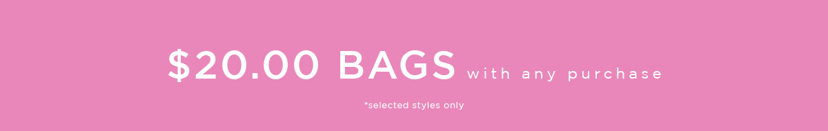 Bag Offer