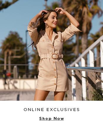 Shop Online Exclusive